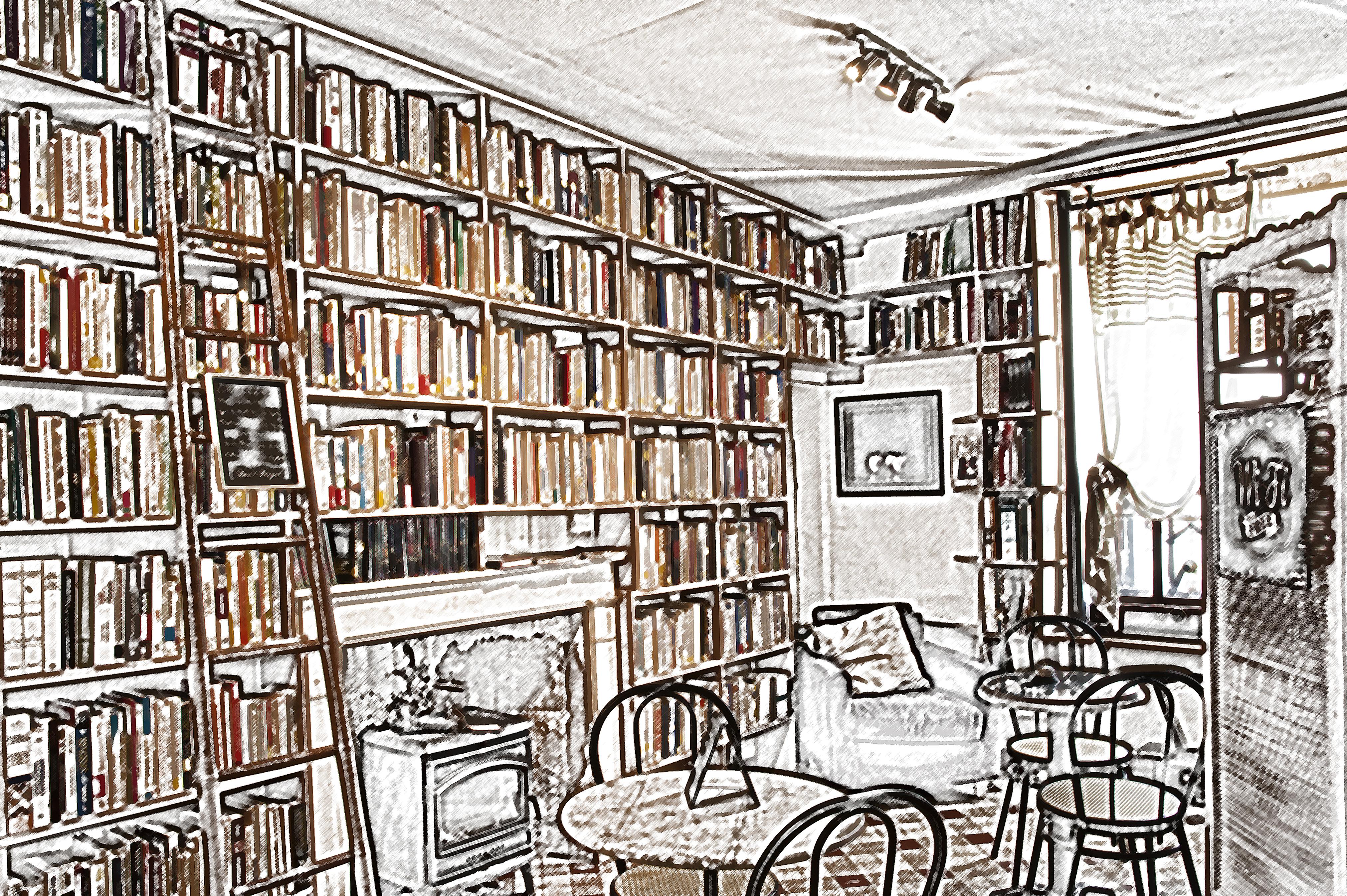 Chez Proust, ...