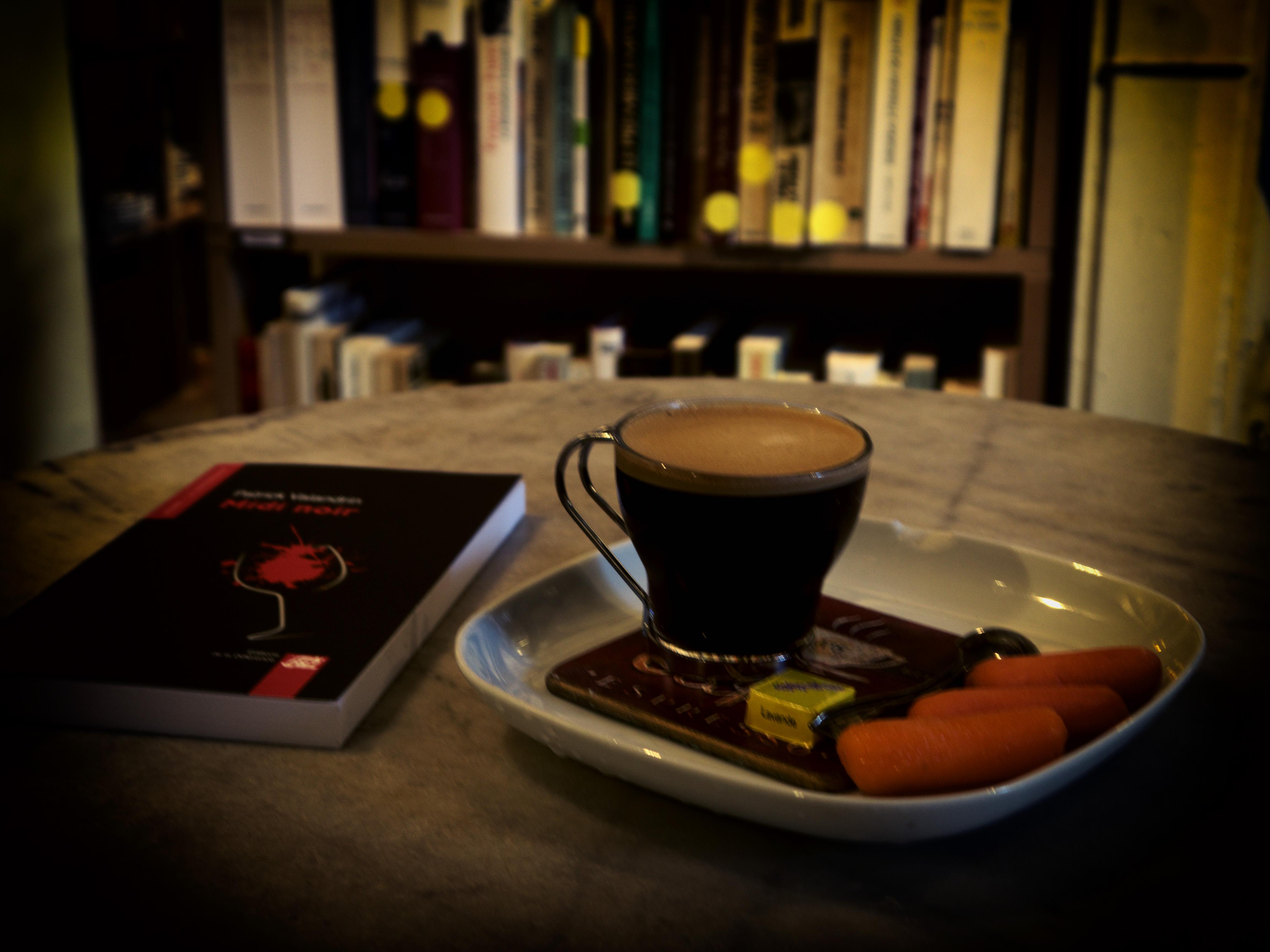 Café carottes