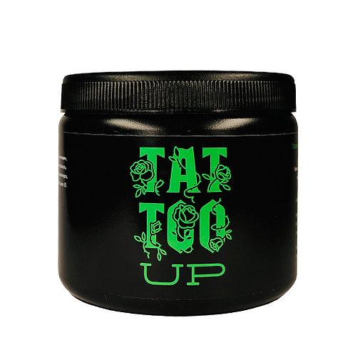 Водорастворимое масло Tattoo UP ORGANIC Basic Oil для татуировки 500 ml
