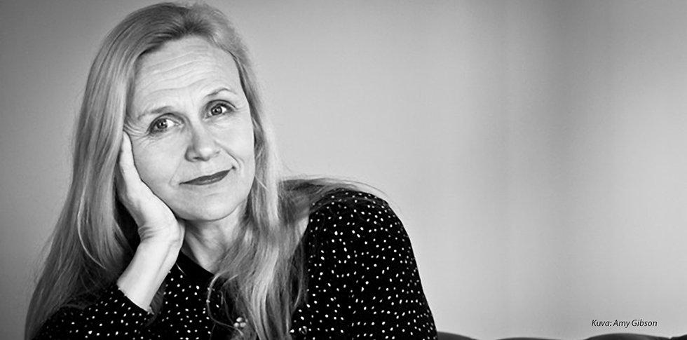 Taina Mäki-Iso, kuva: Amy Gibson
