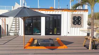 Container Resort Hotel