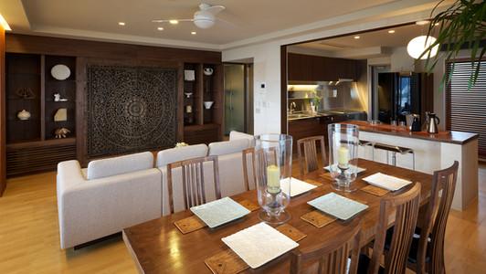 FJ House  Dinning Room