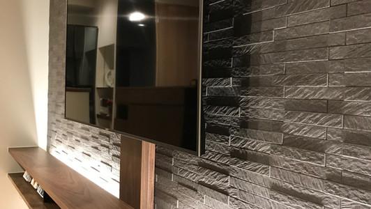 FK House  Living Room