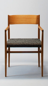 menu arm chair