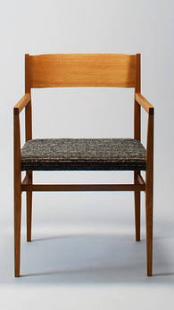 menu arm chair