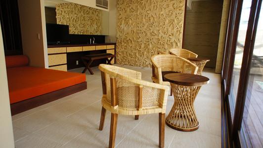 AK House  Powdwe Room