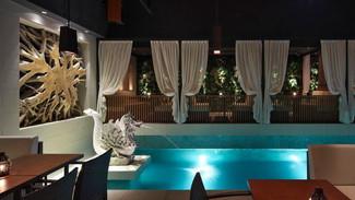 Resort style Restaurant