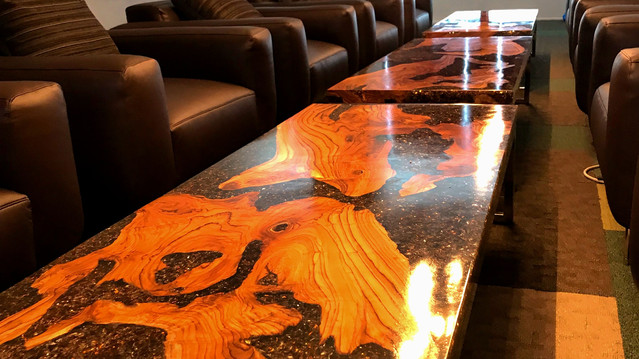 Office Meeting Room  Resin Table