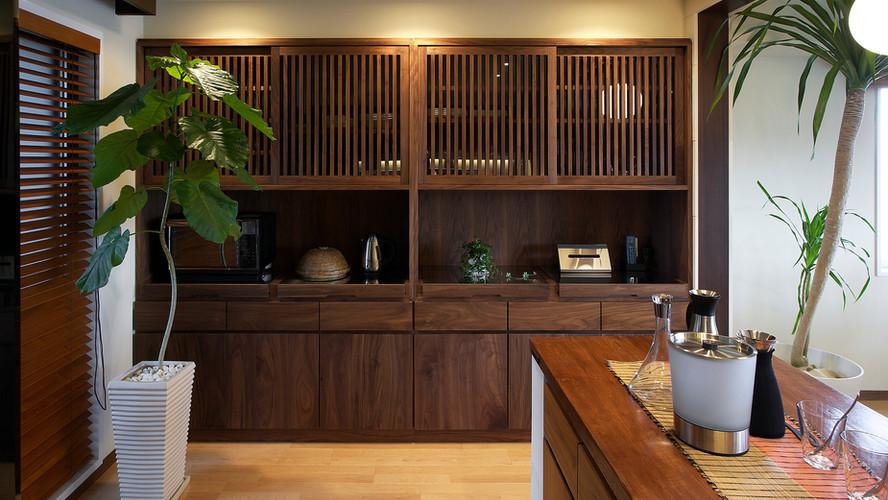 FJ House  Kitchen