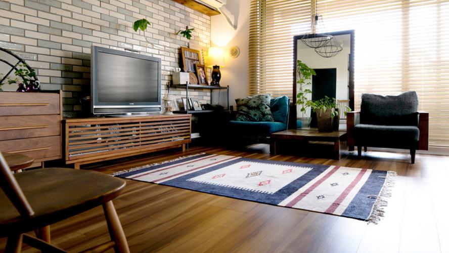 JM House  Living Room