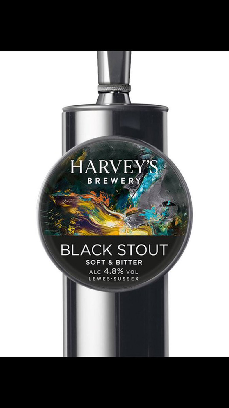 Harvey Black Stout