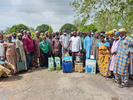 Local Dialogue in Oyo State, Nigeria