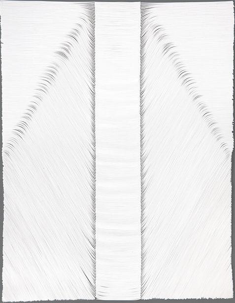 jae ko. vinyl cord. white. art.