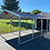 Thumbnail: 12x20x8 Boxed Eave Roof Style Carport