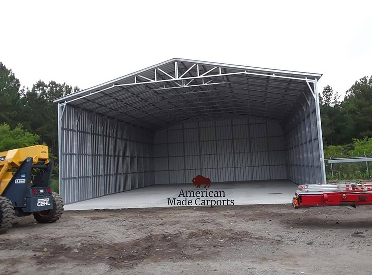 40x50x16 Commercial RV Cover