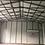 Thumbnail: 30x35x14 Pewter Gray Vertical Roof Garage