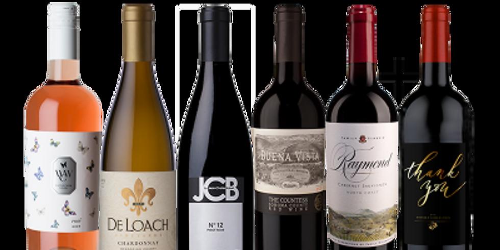 Taste California Wine Country With The Wine Sensei