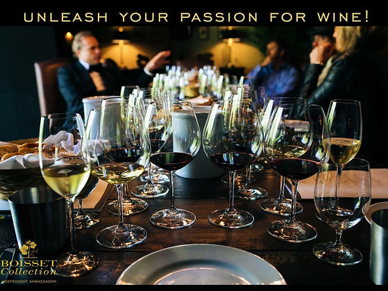 Unleash your passion for wine inluencers