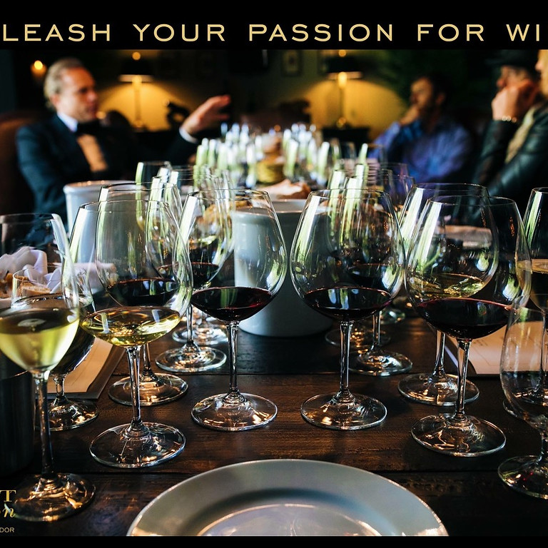 Unleash Your Passion For Wine