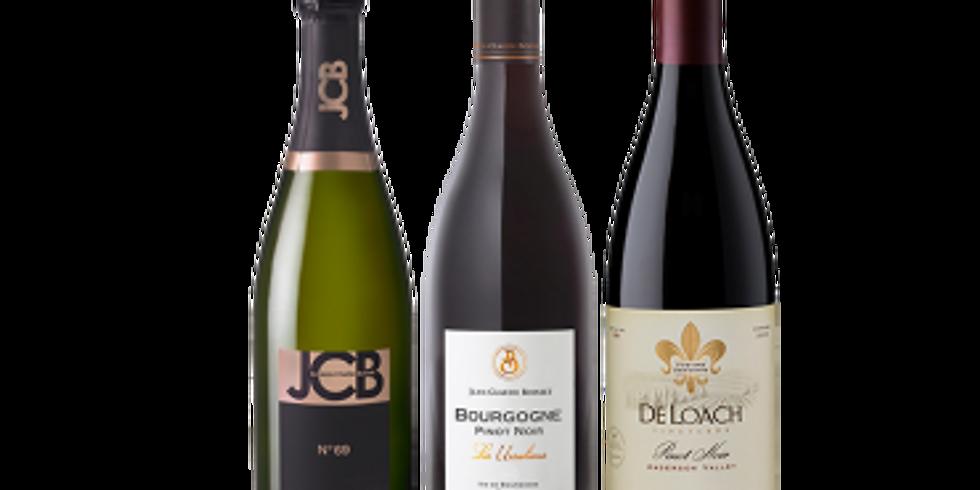 Feel Good Friday: Pinot Noir Master Class