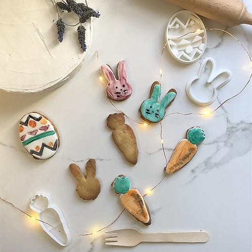 "Set cookie cutters ""Pascua"""
