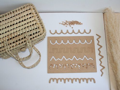 Pack de tablillas pre-escritura