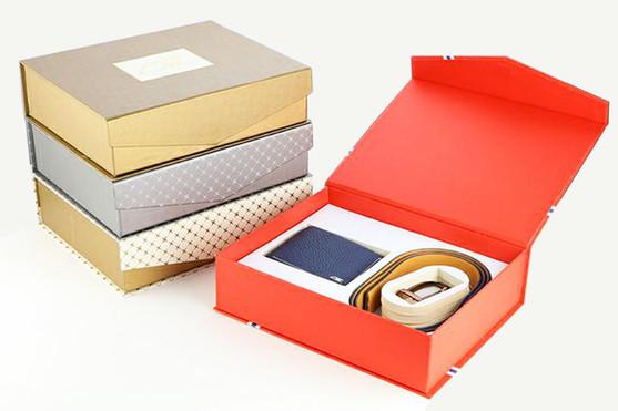 Wallet & Belt Combo Set