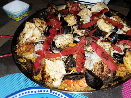 The Summer of Paella