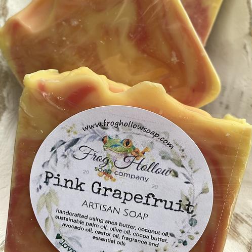 Pink Grapefruit Limited Edition Artisan Soap