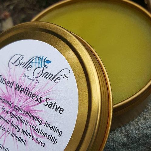 infused wellness salve