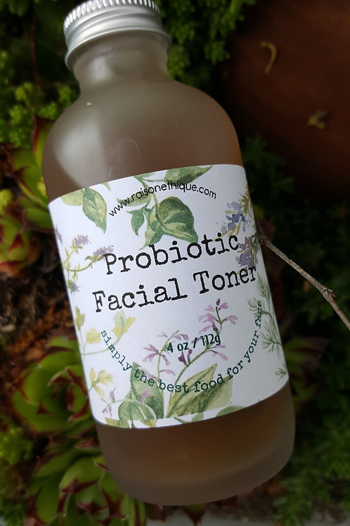 Probiotic Facial Toner