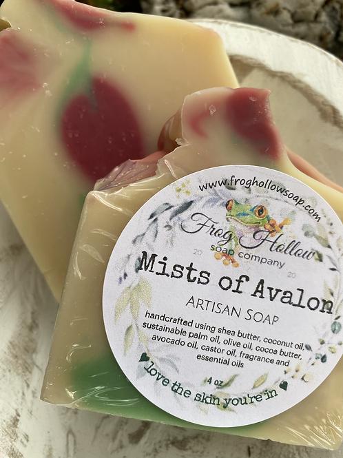 Avalon Limited Edition Artisan Soap