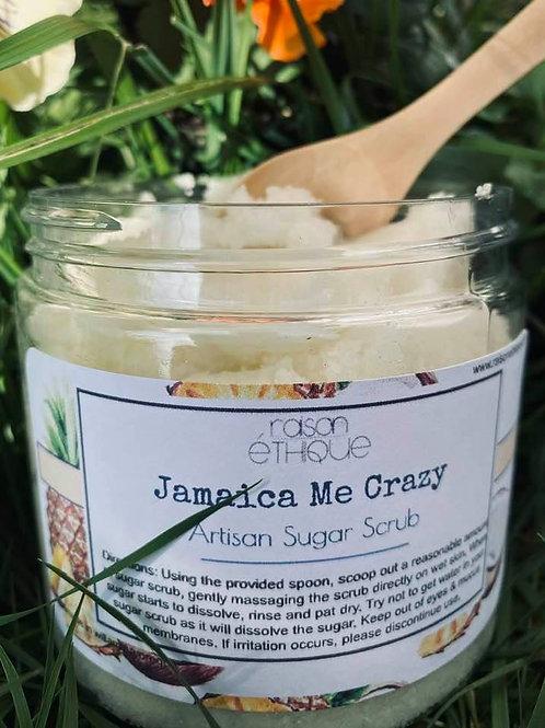 Jamaica Me Crazy Artisan Sugar Scrub