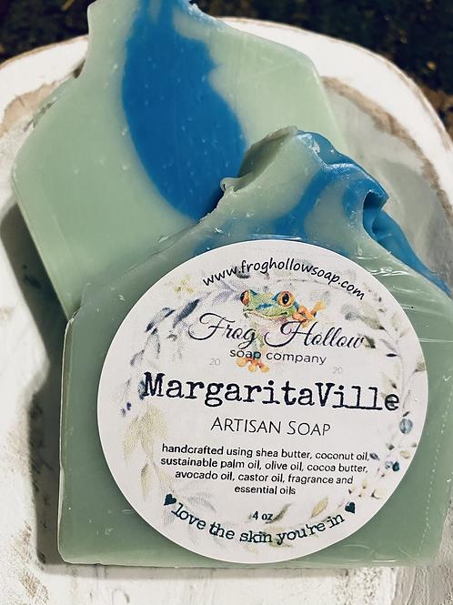 Margaritaville Limited Edition Artisan Soap