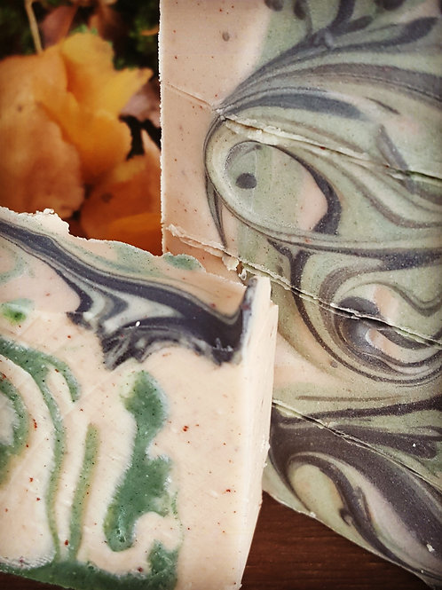 Patchouli & Orange Artisan Soap