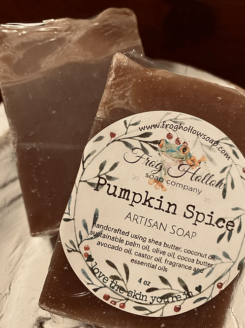 Limited Edition Holiday Soaps