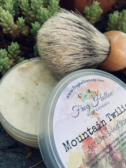 Mountain Twilight Artisan Shaving Soap