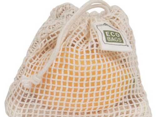 ECOBAGS™ Natural Cotton Soap Bag
