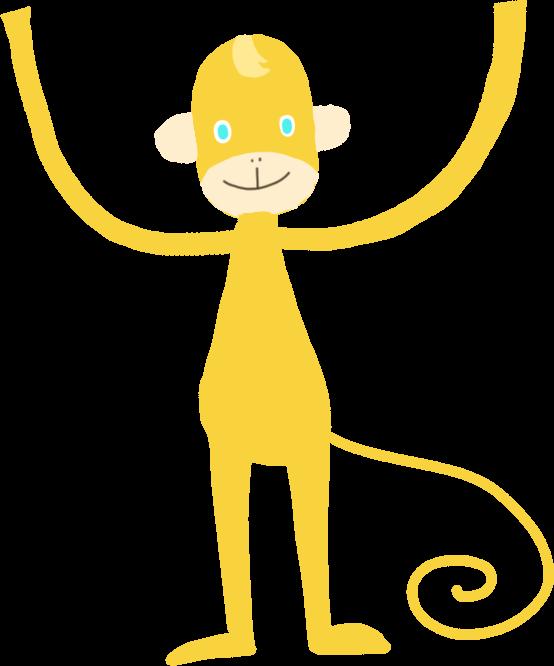 noodle monkey
