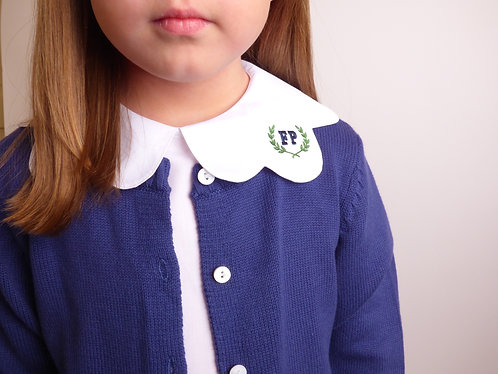 FP monogrammed blouse by Yellow Lamb