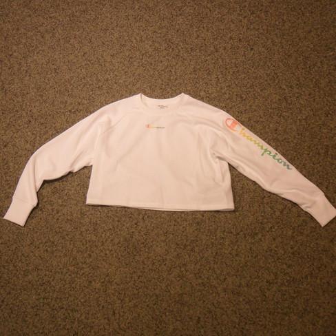 Champion Damen T-Shirt langarm weiss.jpg