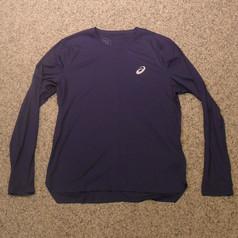 Asics Damen Langarm T-Shirt blau.jpg