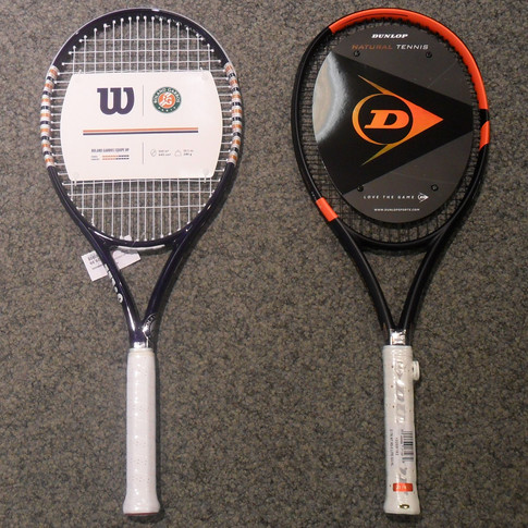 Wilson Dunlop Tennisschläger Erwachsene