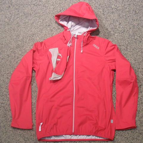 Pro-X-Element Damen Regen Jacke rot.jpg