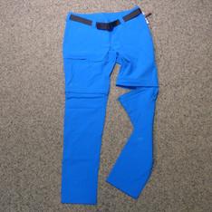 Maier Damen Zip Off Hose blau.jpg