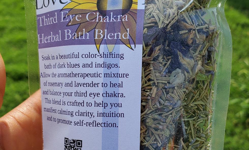 Third Eye Chakra Blend