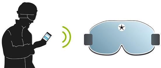 basta avvicinare lo smartphone al prodotto per avere tutte le informazioni utili dove e quando servono