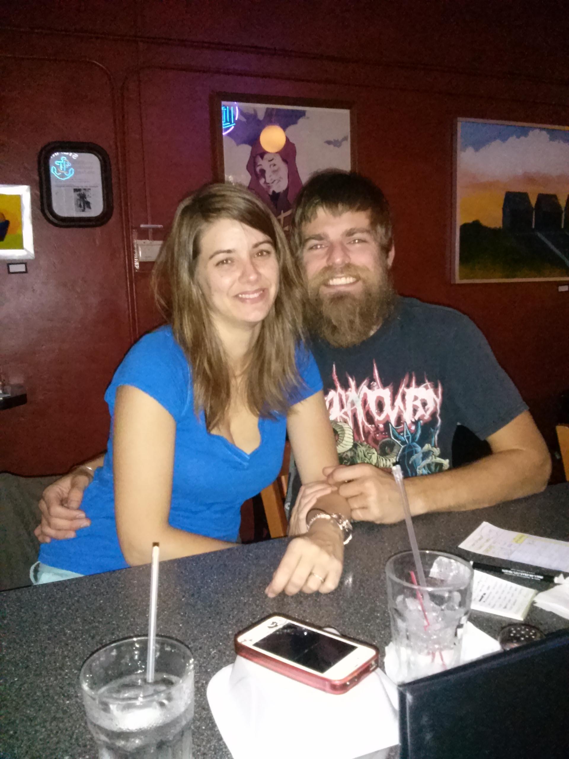 Mathew & Jen