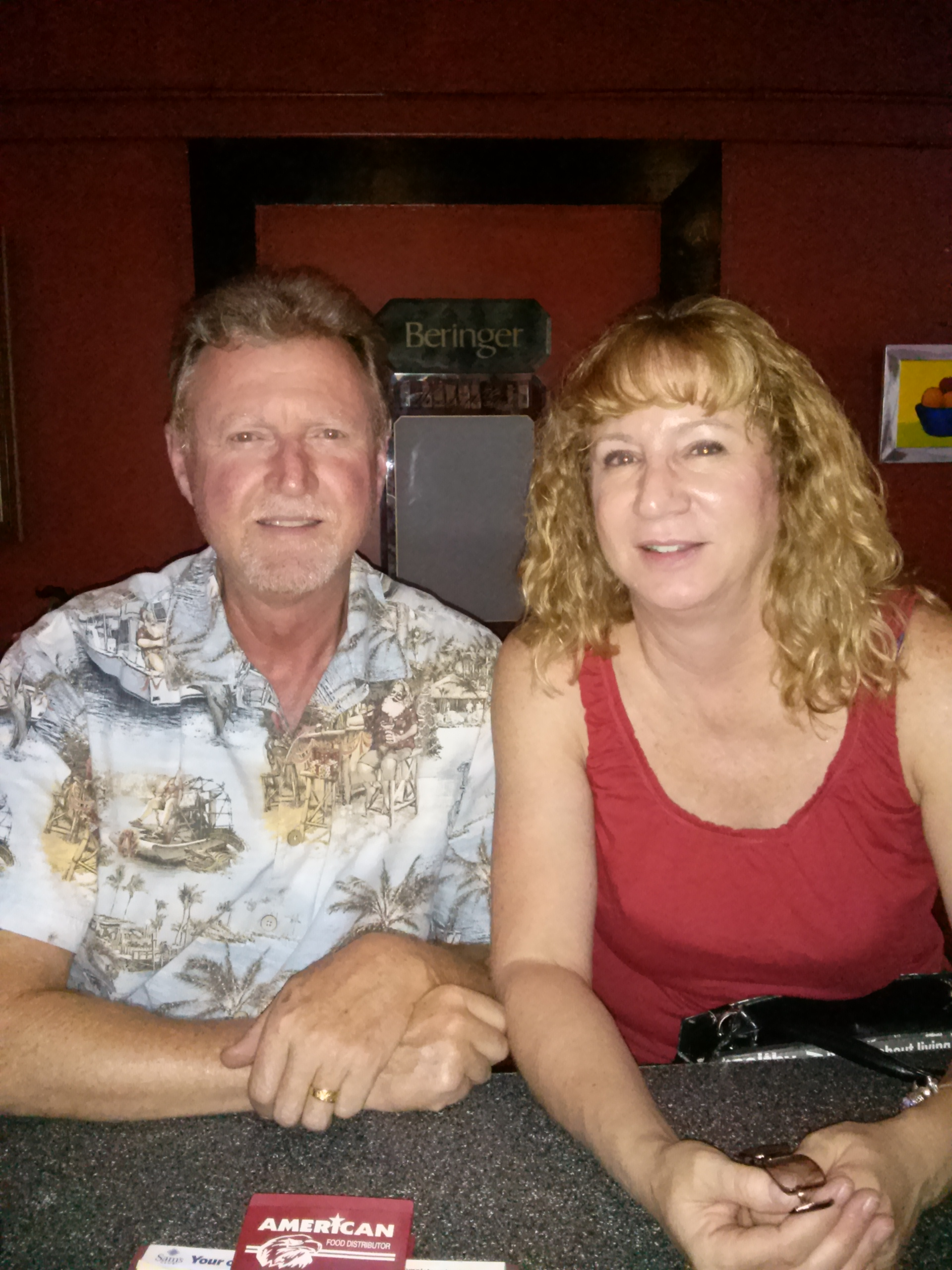 Marty & Trish