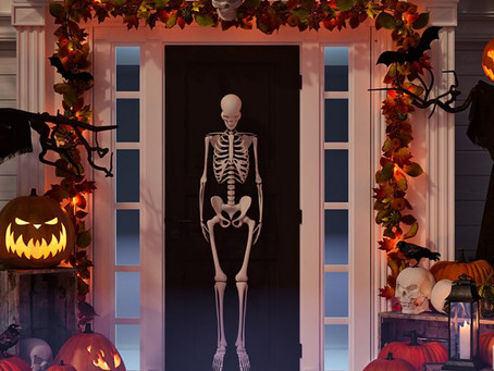 How to decorate your house for an epic Halloween party